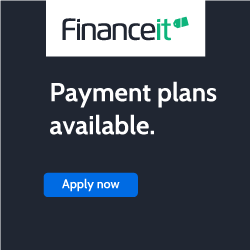 FinanceIt Payment Plans Available